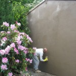Action Plastering External Wall 3