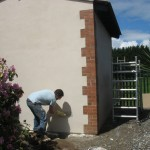 Action Plastering External Wall 5
